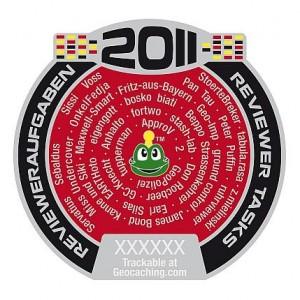 GRC 2011 - Entwurf Rückseite