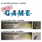 Project ·G·A·M·E· und Project FORT