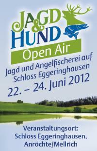 Jagd und Hund 2012 Plakat